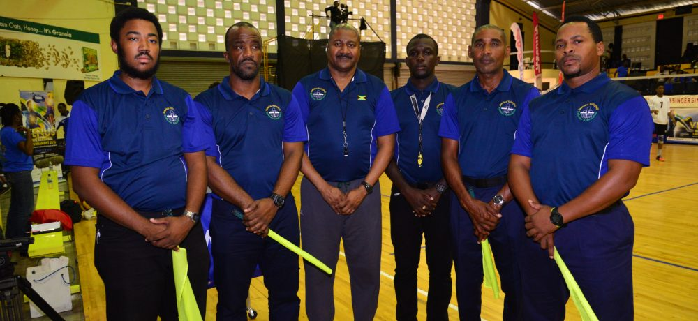 Training for New Referees