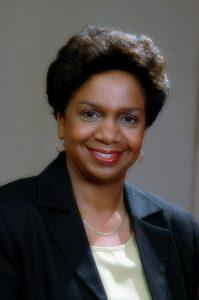 General Secretary Jacqueline Cowan