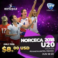 NORCECA TV