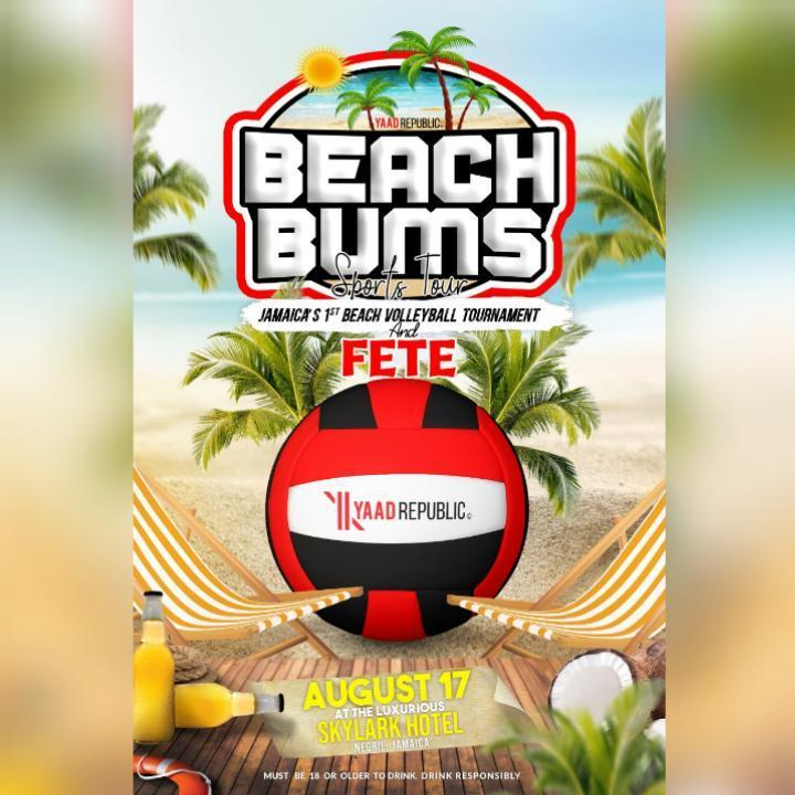 Beach Bums Volleyball