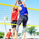 USA-B's Lotman, Partain gets debut gold medal