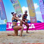 Curacao's Tolentino, Savonije reach historic Women Semis